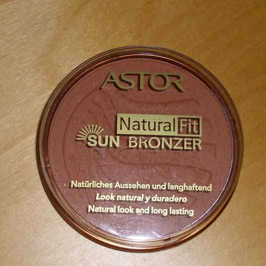<strong>ASTOR</strong> Natural Fit Sun Bronzer - Farbe: 003 Terra Sun