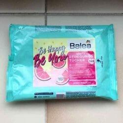 "Produktbild zu Balea Softe Reinigungstücher ""Be happy, be you"" (LE)"