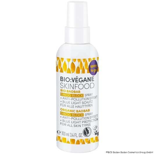 BIO:VÉGANE Bio Baobab Smog Block Spray