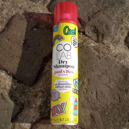 COLAB Good Vibes Dry Shampoo