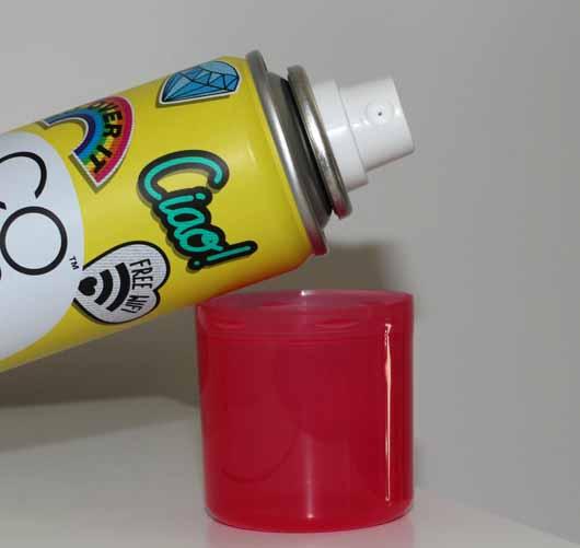 COLAB Good Vibes Dry Shampoo - Sprühkopf