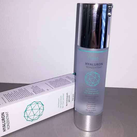Colibri Cosmetics Hyaluron Konzentrat - Flakon