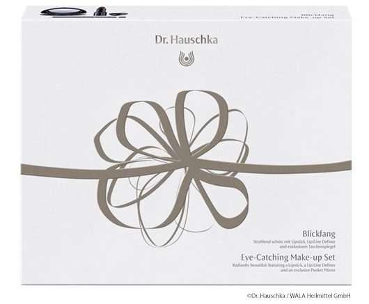 """Dr. Hauschka """"Blickfang"""" Geschenkset"""