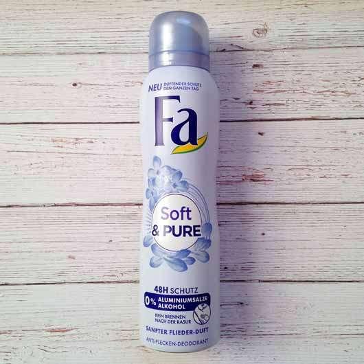 <strong>Fa</strong> Soft & Pure Anti-Flecken Deodorant