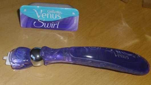 Gillette Venus Swirl Rasierer