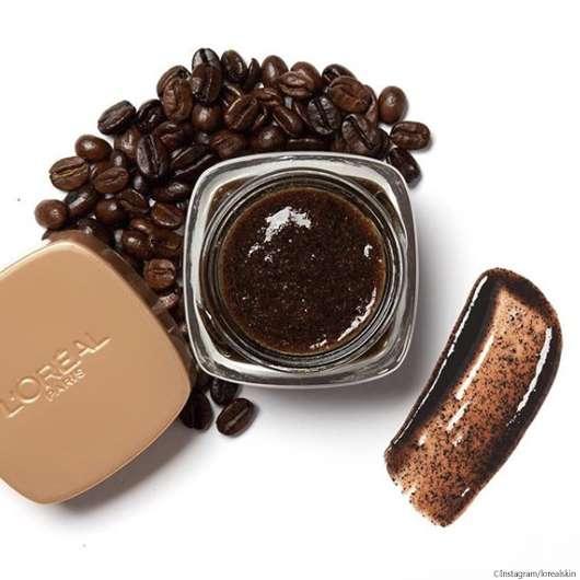 L'Oréal Pure Sugar Coffee Scrub