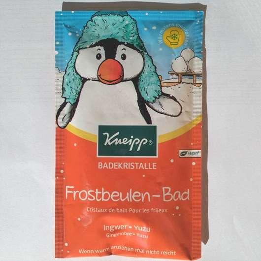 Kneipp Badekristalle Frostbeulen-Bad Ingwer Yuzu