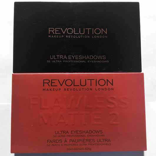 <strong>Makeup Revolution</strong> Ultra 32 Eyeshadow Palette Flawless Matte 2