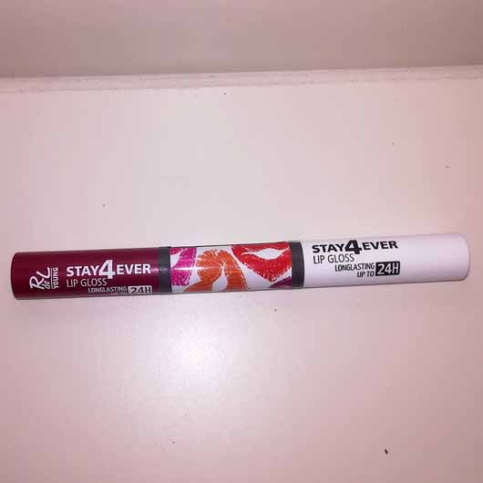 <strong>Rival de Loop Young</strong> Stay4ever Lip Gloss - Farbe: 11 raspberry
