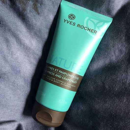 <strong>Yves Rocher</strong> Zypresse-Grapefruit Dusch-Shampoo