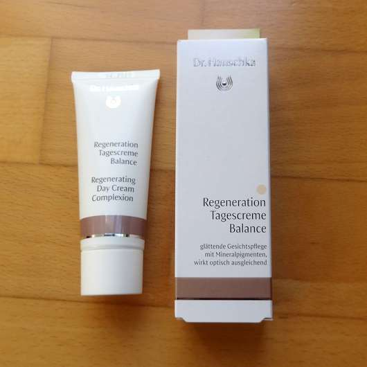 <strong>Dr. Hauschka</strong> Regeneration Tagescreme Balance