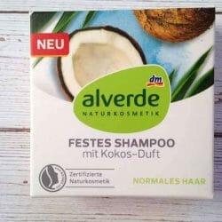 "Produktbild zu alverde Naturkosmetik festes Shampoo ""Kokos"""