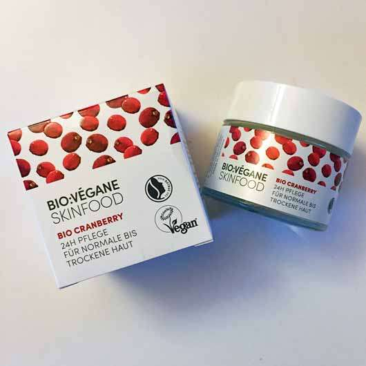 <strong>BIO:VÉGANE</strong> Bio Cranberry 24h Pflege