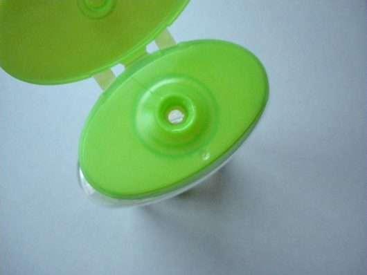 Dosieröffnung - CD Naturkraft Volumen Shampoo