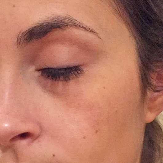 Gesicht mit essence sun club matt bronzing powder, Farbe: 01 natural