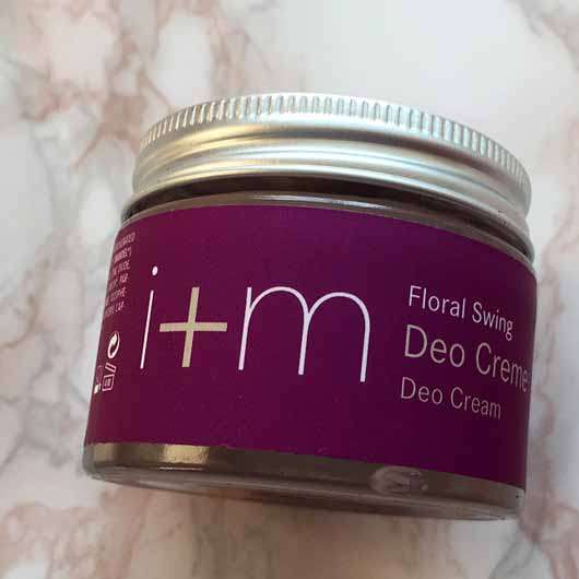 <strong>i+m NATURKOSMETIK BERLIN</strong> Deo Creme Floral Swing