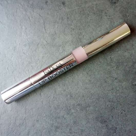 <strong>IsaDora</strong> Lip Booster Plumping & Hydrating Gloss - Farbe: 07 Glossy Praline