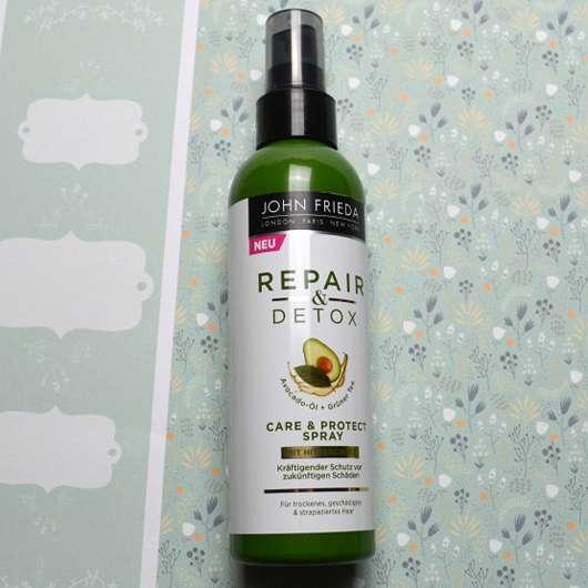 JOHN FRIEDA® Repair & Detox Care & Protect Spray