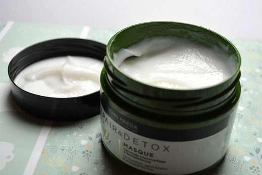 JOHN FRIEDA® Repair & Detox Masque / Verpackung geöffnet