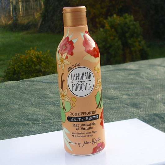 <strong>LANGHAARMÄDCHEN</strong> Pretty Brown Conditioner