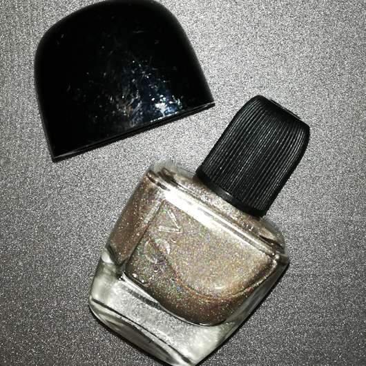 L.O.V LOVinity Holographic Nail Lacquer, Farbe: 410 Opalescent Glow