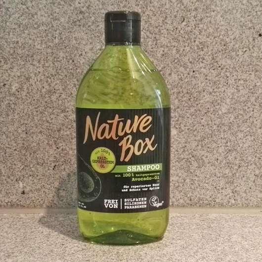 Nature Box Avocado-Öl Shampoo