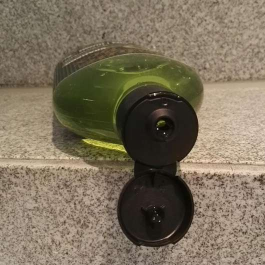 Dosieröffnung - Nature Box Avocado-Öl Shampoo