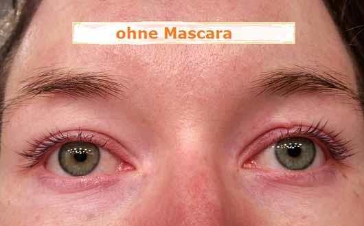 Pixi Lash Booster Mascara, Farbe: Blackest Black - Wimpern ohne Mascara