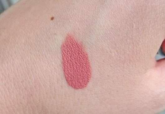 Swatch - Pixi MatteLast Liquid Lip, Farbe: Matte Beige