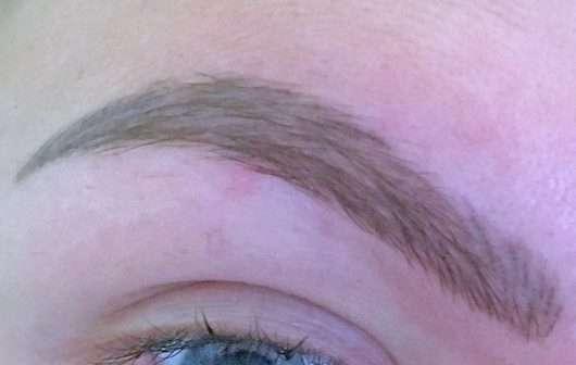 Augenbraue ohne Sleek MakeUP PWDR Brow Shape & Sculpt Powder Pencil, Farbe: Dark Brown