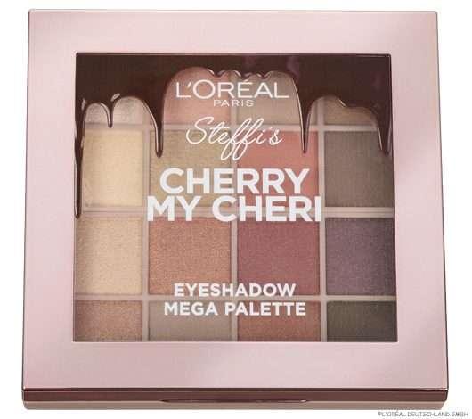 L'Oréal Paris x Stefanie Giesinger: STEFFI'S CHERRY MY CHERI
