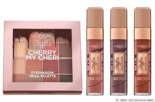 L'Oréal Paris x Stefanie Giesinger: Limited Edition zum Anbeißen