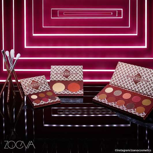 ZOEVA Spice of Life Collection