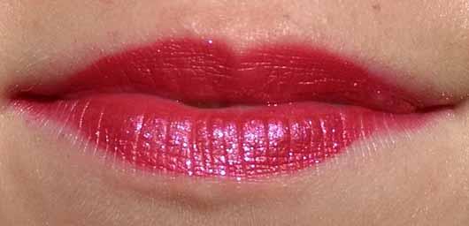ARTDECO Liquid Lip Pigments, Farbe: 2 galactic love (LE) - Lippen mit Produkt