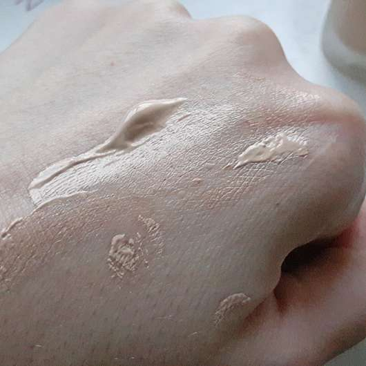 Konsistenz - bh cosmetics BH Liquid Foundation Naturally Flawless, Farbe: 204 Natural Beige