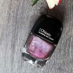 Produktbild zu L.O.V LOVinity Holographic Nail Lacquer – Farbe: 420 Deep Illusionist
