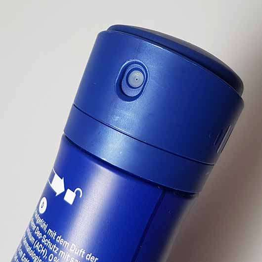 NIVEA PROTECT & CARE Deodorant Spray - Dosieröffnung