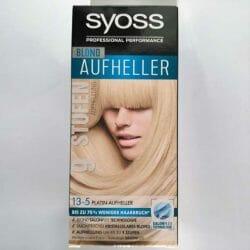 Produktbild zu SYOSS Blond Aufheller 13-5 Platin Aufheller