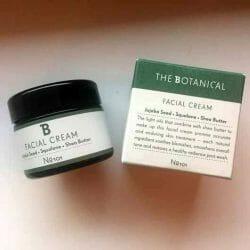 Produktbild zu The Botanical Facial Cream