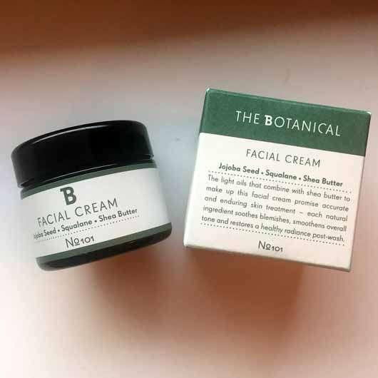 <strong>The Botanical</strong> Facial Cream