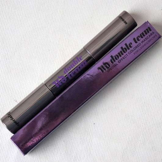 <strong>Urban Decay</strong> Double Team Special Effect Colored Mascara – Farbe: Vice