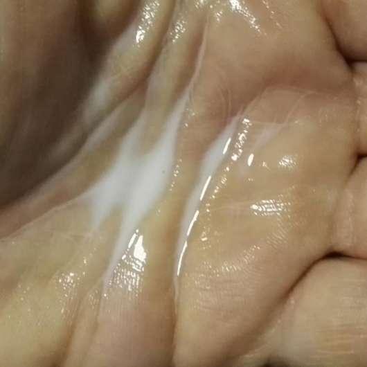 Konsistenz - Nature Box Glanz Spray mit Aprikosen-Öl