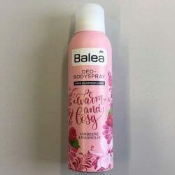 Produktbild zu Balea Deo-Bodyspray Warm & Cosy (LE)