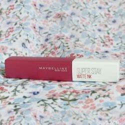 Produktbild zu Maybelline New York Super Stay Matte Ink Lipstick – Farbe: 580 Ruler