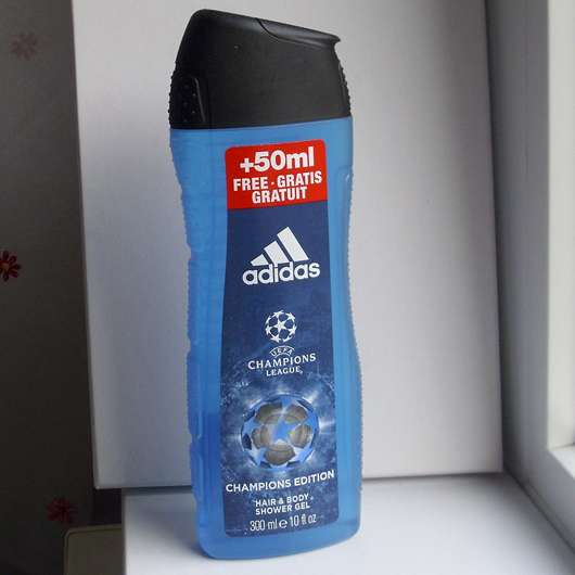 <strong>adidas</strong> Champions League Hair & Body Shower Gel (LE)