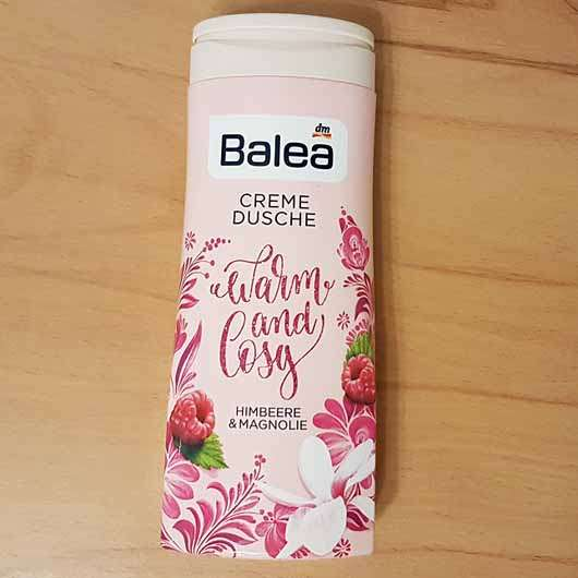 Balea Cremedusche Warm and Cosy (LE)