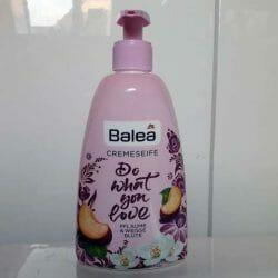 Produktbild zu Balea Cremeseife Do what you love (LE)