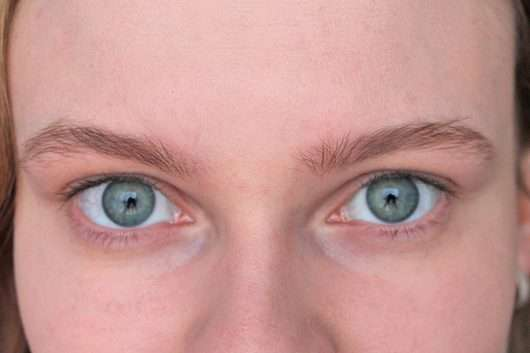 Augenbrauen ohne L.O.V BROWttitude Eyebrow Designer, Farbe: 220 Hazelnut
