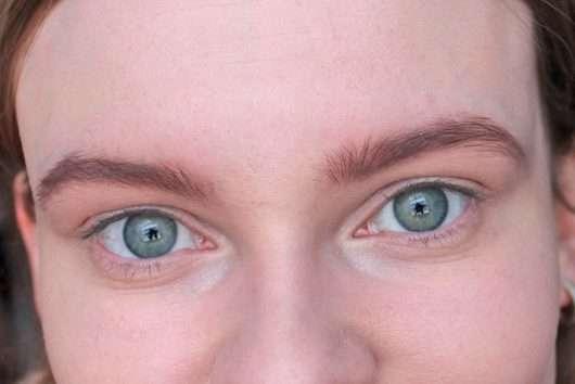 Augenbrauen mit L.O.V BROWttitude Eyebrow Designer, Farbe: 220 Hazelnut