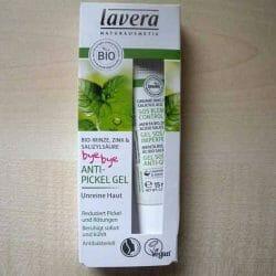 Produktbild zu lavera Naturkosmetik Anti-Pickel Gel Bio-Minze, Zink & Salizylsäure